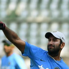 Chesteshwar Pujara to lead Rest of India against Ranji Trophy champions Gujarat in the Irani Cup