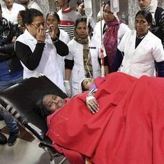 Patna boat capsize: FIR lodged against operator after 24 reported dead