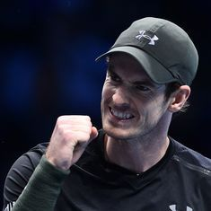 Andy Murray holds on to top spot in latest ATP rankings