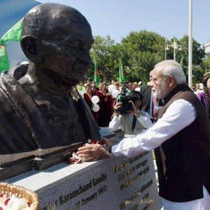 Readers' comments: 'Will the selfie-taking Modi replace Gandhi on currency notes too?'