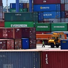 Covid-19 lockdown: India's exports fell 25.42% between April and June, Centre tells Parliament
