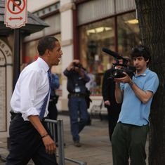 Insider account: Arun Chaudhary, the first White House videographer, on what Obama's like off-camera
