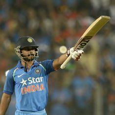 Kohli's genius, Kedar Jadhav's brilliance help India gun down chase of 351