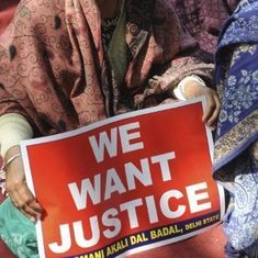 1984 anti-Sikh riots case: Supreme Court asks Centre to file status report