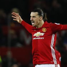 Video: From Fergie time to Zlatan time. Watch Ibra steal a point for United against Liverpool
