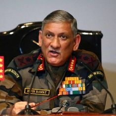 For the first time, Army chief admits Indian troops carried out cross-border raid in Myanmar in 2015