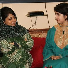 Am not a role model for Kashmiri youth: Dangal's Zaira Wasim apologises after meeting Mehbooba Mufti