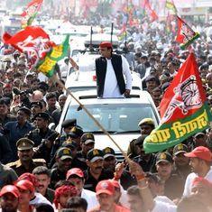'Test of majority' allows Akhilesh Yadav to ride away with Samajwadi Party's bicycle symbol