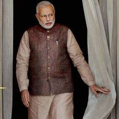 The Emperor's new khadi: Understanding Narendra Modi's monarchical frame of history