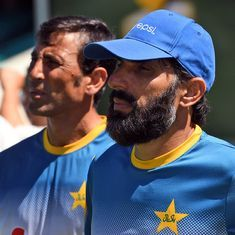 Misbah-ul-Haq, it is time enough for you to retire. Leave them wanting more