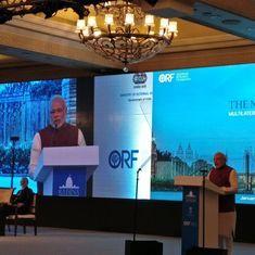 For talks with India, Pakistan must walk away from terror: Narendra Modi at Raisina Dialogue