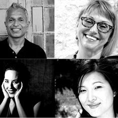 Six authors from around the world we're excited to hear at JLF 2017