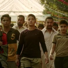View from Kashmir Observer: The media staged a fake dangal over Zaira Wasim's social media apology