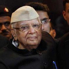 एनडी तिवारी भाजपा में शामिल, बाद में कहा - भाजपा और कांग्रेस में कोई बुनियादी फर्क नहीं
