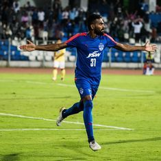 After two decades, football-crazy Kerala has finally got a messiah: Bengaluru FC's CK Vineeth