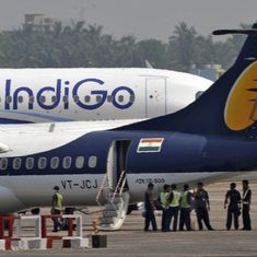 IndiGo flight makes emergency landing in Mumbai after suspected engine failure, inquiry underway