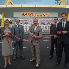 'The Founder' is a fast-food version of the legend of McDonald's