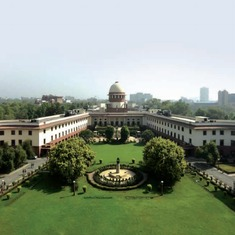 Pending cases at the Supreme Court rose 88% since it was established