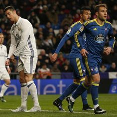 The sports wrap: Real Madrid suffer second consecutive defeat, and other top stories