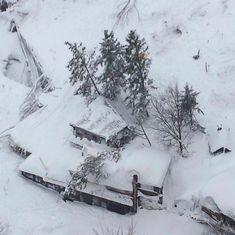 जम्मू-कश्मीर : लद्दाख में बर्फीले तूफान से तीन की मौत
