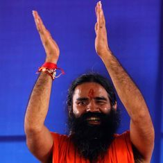 Ramdev says he has taken an 'unbreakable vow' not to join politics