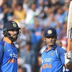 MS Dhoni's presence important in India's decision-making, says Yuvraj Singh