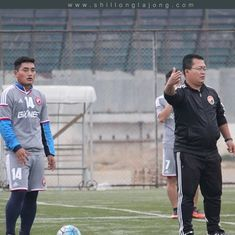 I-League: Manager Thangboi Singto calls for defensive improvement from Shillong Lajong