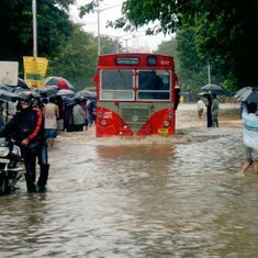 Climate change could be making Mumbai more vulnerable to cyclonic storms and flooding