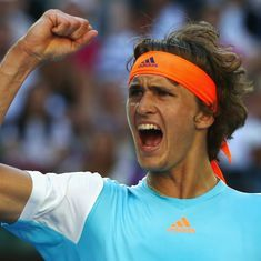 Zverev plays down chances at French Open after Masters triumph