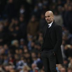 Pep Guardiola's predicament is clear: Manchester City don't score enough and concede far too easily