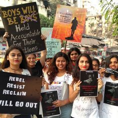 From Bengaluru to Silchar: Women across India join 'I Will Go Out' marches