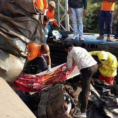 Andhra Pradesh: At least 36 dead, over 50 injured after Jagdalpur-Bhubaneswar Express gets derailed