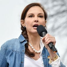 'I am a nasty woman': Watch actor Ashley Judd recite beat-poem-cum-political-rap at anti-Trump march