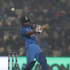 In English conditions, all-out aggression may not work, says India batsman Kedar Jadhav