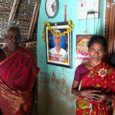 Away from the jallikattu row, a drought-hit villager in Tamil Nadu starts selling her cattle