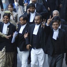 Nearly half the practicing lawyers in India are fake: Bar Council chairman tells chief justice