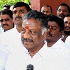 पन्नीरसेल्वम ने जयललिता के करीबी अफसरों को पद से हटाया, प्रमुख सचिव का इस्तीफा