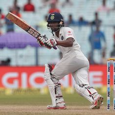 Wriddhiman Saha, Shivam Dube help India A take lead against West Indies A in unofficial Test