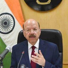 चुनाव आयोग ने कांग्रेस को इस साल के आखिर तक आंतरिक चुनाव कराने की मोहलत दे दी है