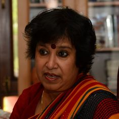 'Get her, beat her': Taslima Nasrin recalls how she was attacked in Dhaka for 'Lajja'