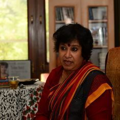 The Daily Fix:  Taslima Nasreen is a victim of India (yet again) failing to honour freedom of speech