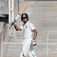 Irani Cup: Wriddhiman Saha, Cheteshwar Pujara take Rest of India to six-wicket win over Gujarat