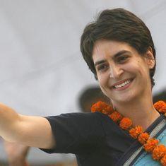 कांग्रेस में प्रियंका गांधी के लिए क्या-क्या विकल्प हैं?