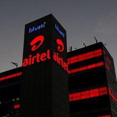 Bharti Airtel Q1 profit plunges almost 75%, revenue drops 14%