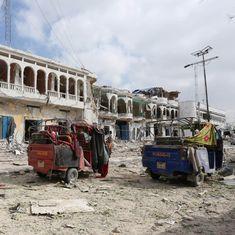 Somalia: At least 13 killed as car bomb rams into hotel, Al Shabaab claims responsibility