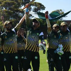 Pakistan blind cricket team issued visa for World T20 in India