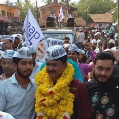 For a rank outsider, AAP is making inroads in Goa. But will its work translate into votes?