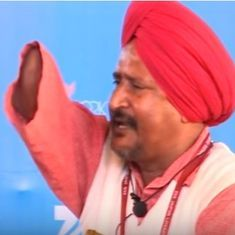 Dalit icon Bant Singh's shift to AAP in Punjab symbolises the Left's electoral irrelevance