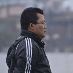 Meet Thangboi Singto, the 'monk' in charge of Shillong Lajong