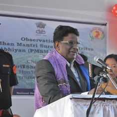 Meghalaya Governor V Shanmuganathan reportedly resigns amid allegations of molestation